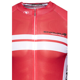 Endura FS260 Pro SL Kortärmad cykeltröja Herr röd